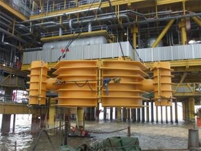 JZ9-3 Oil Field Platform Anti-Icing Design, Fabrication and Installation