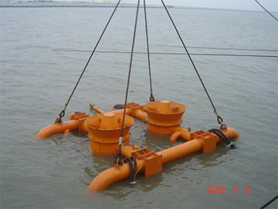 Jidong Oil Field1-3 Island Submarine Pipeline Post-Trenching Project (Year 2009)