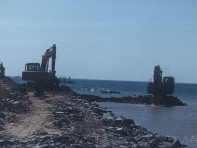 CNOOC LD Submarine Pipeline Laying Project (Year 2004)