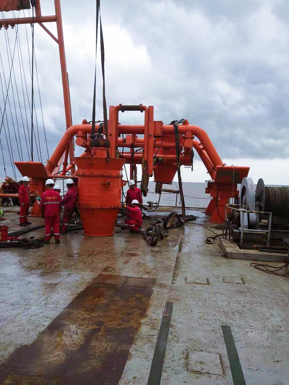Offshore Pipe Repairing