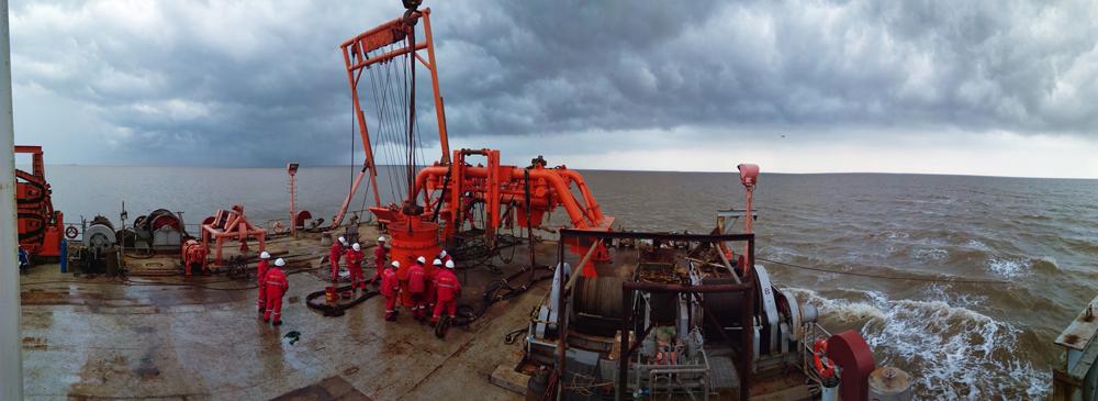 Offshore Pipeline Repairing Company