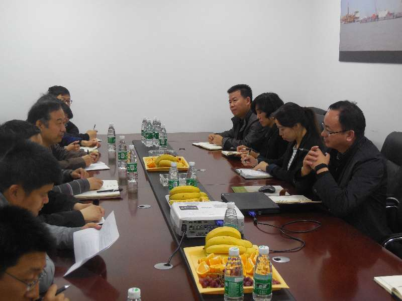 Working Communication with CNOOC