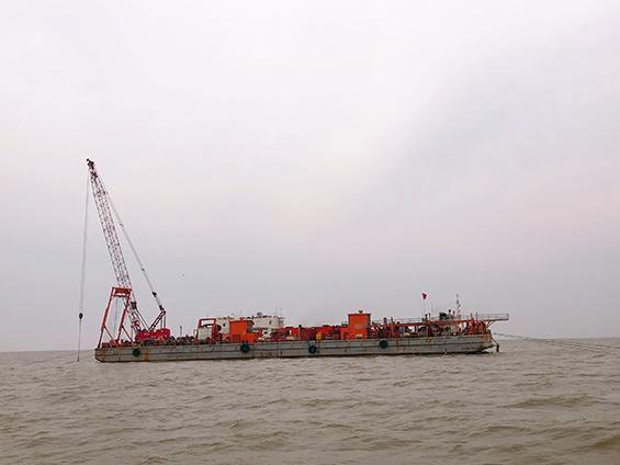Submarine Cable Repairing