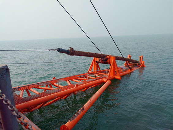 Offshore Pipeline Repairing Company