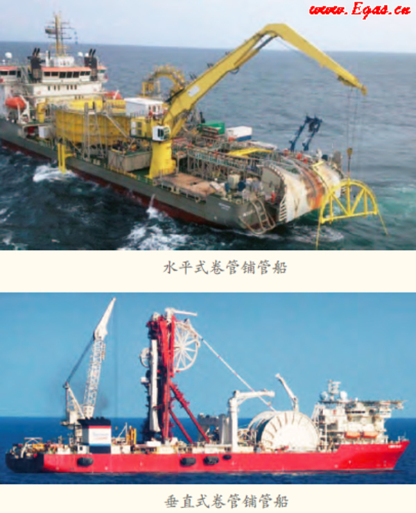 How Was the Submarine Oil and Gas Pipeline Built? (2)