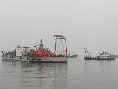 Tangshan Laoting Puti Island Offshore Wind Farm 300MW Demonstration Project 35KV Submarine Photoelectric/Optical Composite Cable Laying Project (Year 2019)