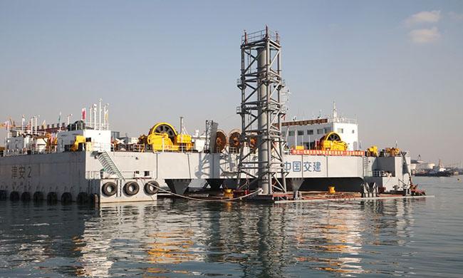 Submarine Breakthrough