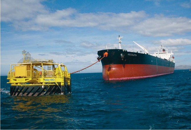 How Single Point Mooring (SPM) Offshore Operation Works?