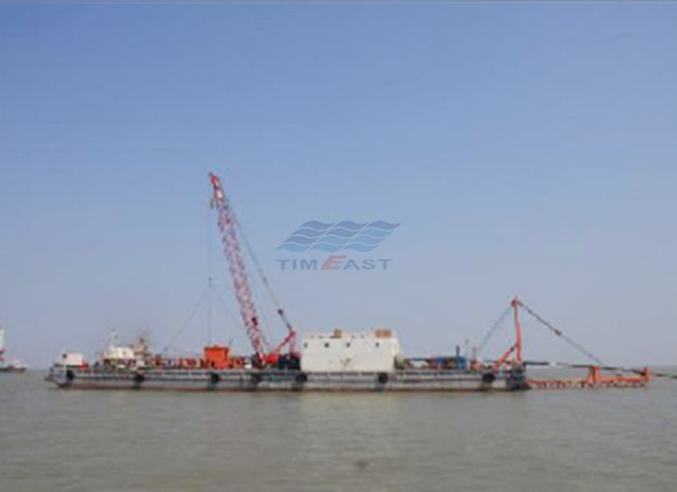 Roc Oil Zhaodong Submarine Pipeline Laying (Year 2010)