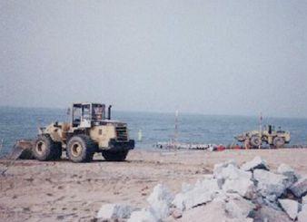 CNOOC Panyu Submarine/Offshore Pipeline Landing Project (Year 2004)
