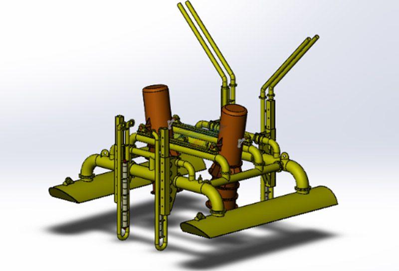 SE-18000 Excavator