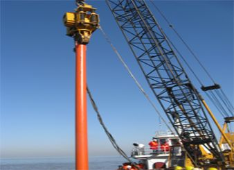 PetroChina Liaohe Oil Field Hainan-8 Submarine/Offshore Pipeline Repairing Project (Year 2009)