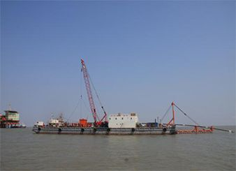 Zhaodong Oil Field Submarine/Offshore Pipeline Laying (Year 2010--Roc Oil)