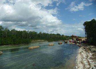 Tanzania Mnazi Bay Submarine/Offshore Pipeline Laying Project (Year 2014)