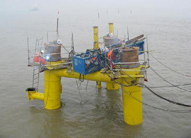 Submarine/Offshore Platform and Facilities Construction, Installation, Repairing