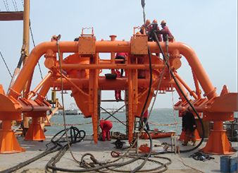 Submarine/Offshore Pipeline Pre/Post Trenching