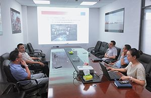 Cooperative Negotiation with Tianjin Yutiancheng Construction & Installation Engineering Co., Ltd