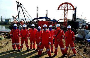 Huludao Island Submarine Cable Laying Project Completed