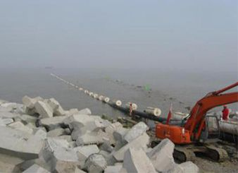 Jidong Oil Field Nanpu No. 1-2 Artificial Island Submarine/Offshore Pipeline Laying Project (Year 2008--PetroChina)