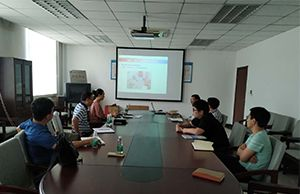Tianjin Timeast Offshore Engineering Co., Ltd. was invited to CPENC for Cooperation Exchange