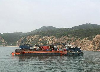 Dalian Offshore/Submarine Cable Laying Project (Year 2020--Hengtong Offshore Engineering Co., Ltd)