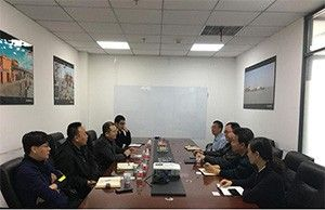 Cooperative Negotiation with Tianjin Dagang Oil Group Engineering Construction Co. Ltd